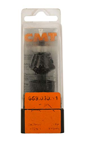 CMT Orange Tools 659.047.11–45Grad Abrundfräser wendbar Klingen S 6Grad Z2DX