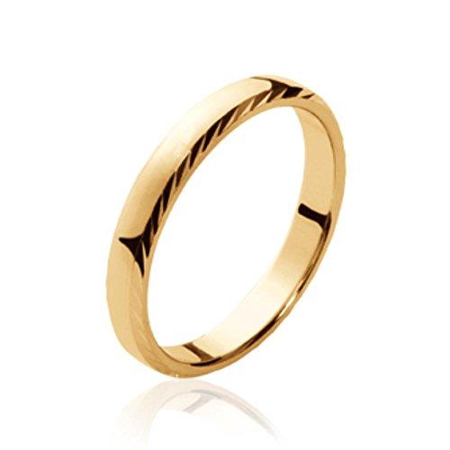 Isady–pazy Gold–Anello Donna–Placcato Oro 750/000(18carati) e placcato Oro, 18, colore: oro, cod. PazyGold