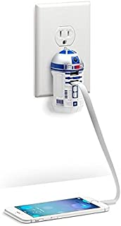 Great Collectibles Star Wars R2-D2 USB Wall Charger