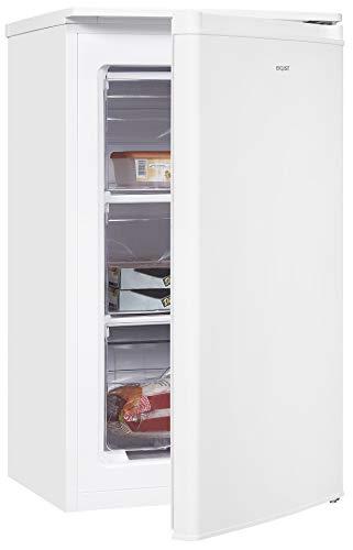 Exquisit Gefrierschrank GS111-040E-040E weiss | Standgerät | 60 l Volumen | Weiß