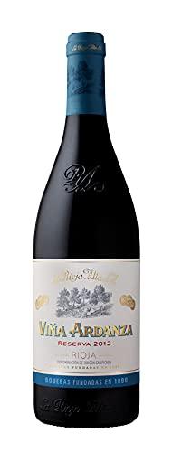 Viña Ardanza - Vino Tinto Reserva D.O.C Rioja Alta Variedad Tempranillo y Garnacha | Añada 2012 | Pack Estuche 6 Botellas de 75cl