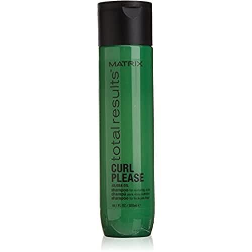 Matrix Shampoo, Total Results Curl Please, 300 ml
