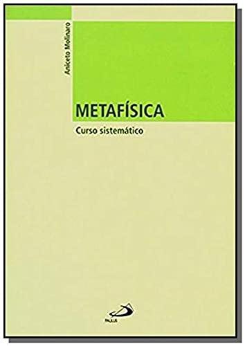 Metafísica: Curso Sistemático