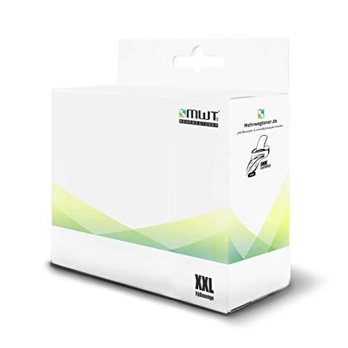 4X MWT Tintenpatronen für Epson Stylus DX 3800 3850 4200 4250 4800 4850 wie T0611 Black