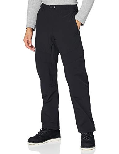 adidas Pantalones Infantiles Unisex TX Mountain, Unisex niños, Pantalón para niños, GG3450, Negro, Small