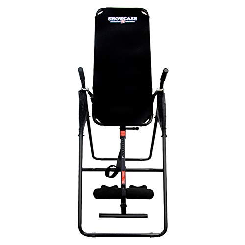 Affordable Inversion Table – Gravity Trainer with Perfect Balance System – Aluminum Alloy Pivot ...