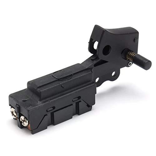 Steckdose Schalter-Zubehör Auf Sperrknopf Spst Trigger-Schalter for Cut Off Machine Schalten Sie Elektrowerkzeug
