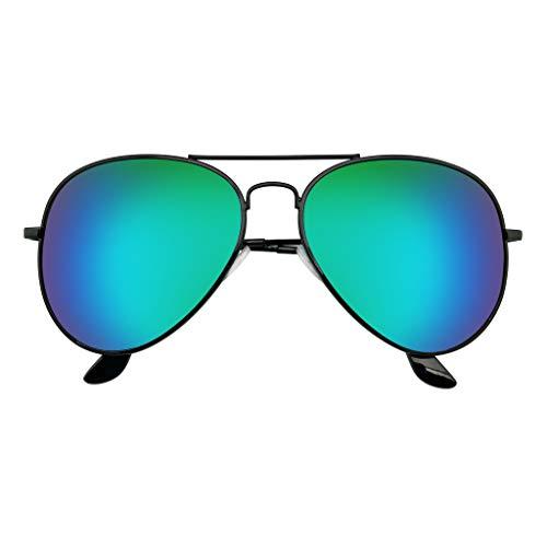 Emblem Eyewear - Occhiali Da Sole Vintage Specchio...