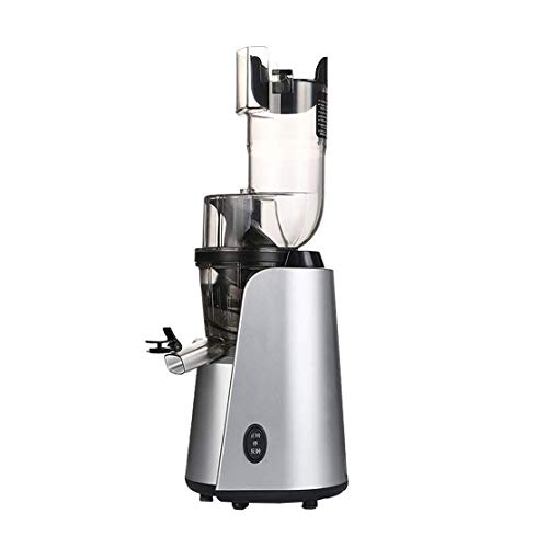 Review Fruit and Vegetable Electric Juicer, Slow Chewing Juicer With Juice and Pulp Separation Funct...