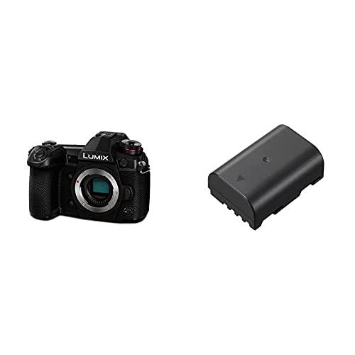 Panasonic DC-G9EG-K Lumix G Systemkamera...