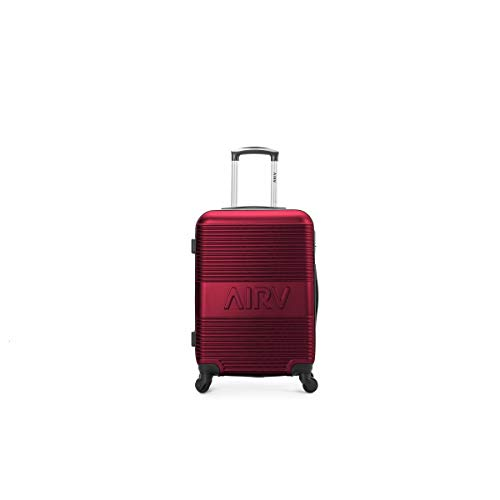air-v BAGAGES, Valigia Rosso rosso Large