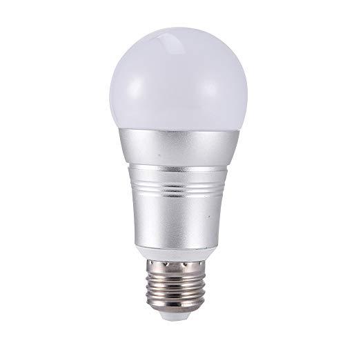 Intelligente Beleuchtung, Smart Wi-Fi kabellose Fernbedienung Led-Leuchten Startseite Screw Mouth Energiespar Farbe Birnen Long Life Verschiedene Szenenmodi,E27