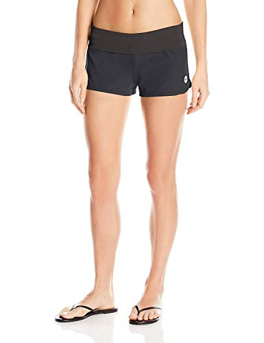 Roxy Damen Endless Summer Boardshorts, True Black, Medium