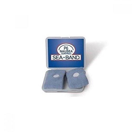 P6 Nausea Control Seaband Adulti - 10 gr