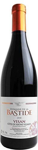 バスティード コート・デュ・ローヌ ヴィラージュ ヴィザン 750ml [フランス/赤ワイン/辛口/ミディアムボデ...