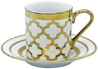 Porcelain China Max 53% OFF Espresso Turkish Max 70% OFF Coffee Set 6 of Demitasse Cups