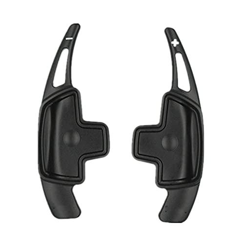 para Benz ABCE Clase CLA CLS E GLC GLE S SL SLC Accesorios de Coche extensión de Palanca de Cambio de Volante de Coche de Aluminio