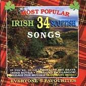 34 Most Popular Irish/Scott