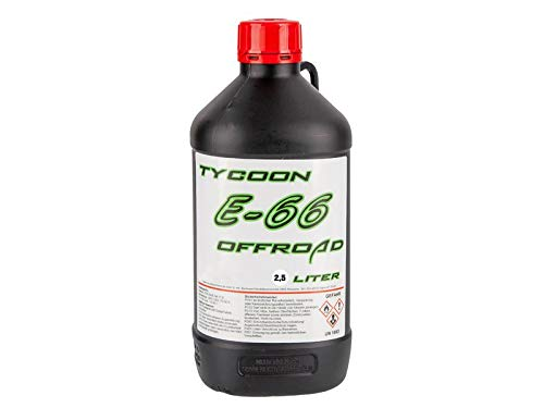 Tycoon Bio Fuel 25% Offroad # 2,5 Liter E66 Made in Germany