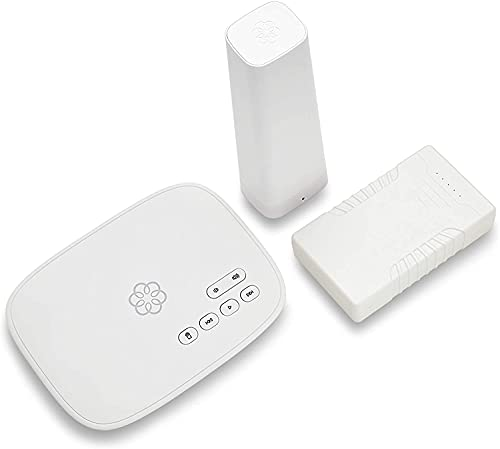 Ooma Telo 4G VoIP Safety Phone Works During outages Whether Power or Internet Affordable landline Replacement Can Block robocalls Renewed