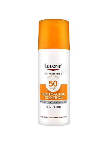 Eucerin Gesichts-Sonnenschutz, 1er Pack(1 x 50 milliliters)