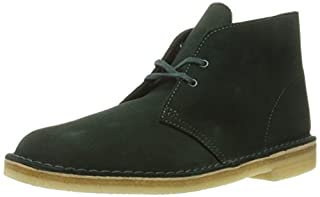 Clarks Men's Desert Chukka Boot, Dark Green, 7 M US (B01AAV6DHC) | Amazon price tracker / tracking, Amazon price history charts, Amazon price watches, Amazon price drop alerts