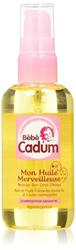 Bébé Cadum Huile Merveilleuse 100 ml