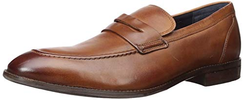 Cole Haan Men's Wagner Grand Penny Loafer, British tan, 8.5 M US
