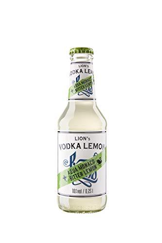 Lion's Vodka Lemon, EINWEG (1 x 0.25 l)