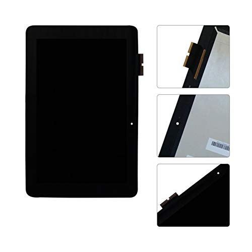 Screen replacement kit Fit For Asus Transformer Book T100H T100HA LCD Display Touch Screen Digitizer Assembly Replacement Repair kit replacement screen (Color : Black)