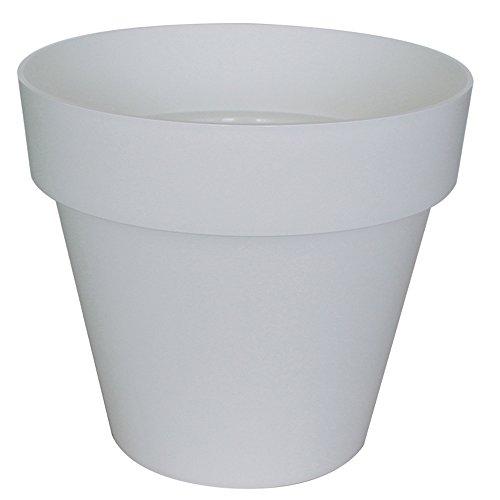 EURO3PLAST 2854.03 Kübel MITU PAC 40 cm – Blanc
