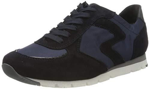 Semler Damen Rosa Sneaker, Blau (Midnightblue-Ocean 809), 38 2/3 EU