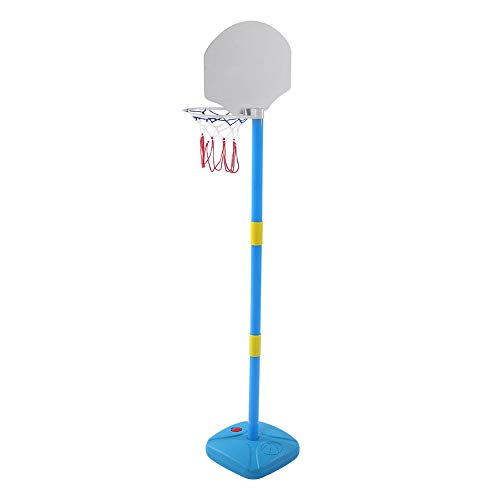 Juego de Canasta de Baloncesto Ajustable en Altura