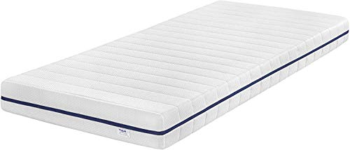 Traumnacht Badenia Orthopaedic Cold Foam Mattress, Medium, white, 120 x 200 cm