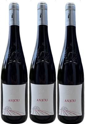 Anjou Rouge AOC 2020, Vino Tinto, en lotes de 3 botellas de 75cl