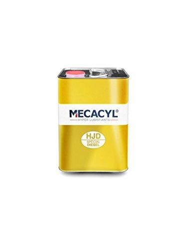 Mecacyl HJD - Flacon 5000 ML - Hyper-Lubrifiant - Moteur Diesel (y Compris HDI, TDI, CDI .)