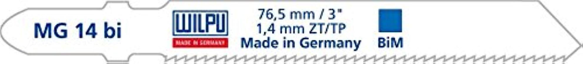 Asein - Sierra calar 5 hojas t118ef 55mm(blister)