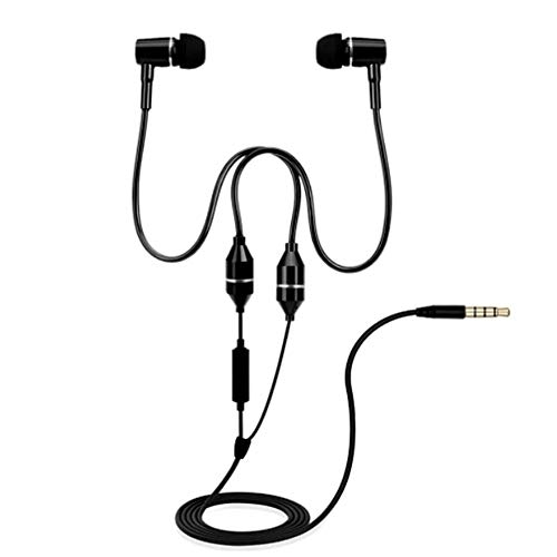 EMV+ Anti-Strahlen Premium In-Ear Headset