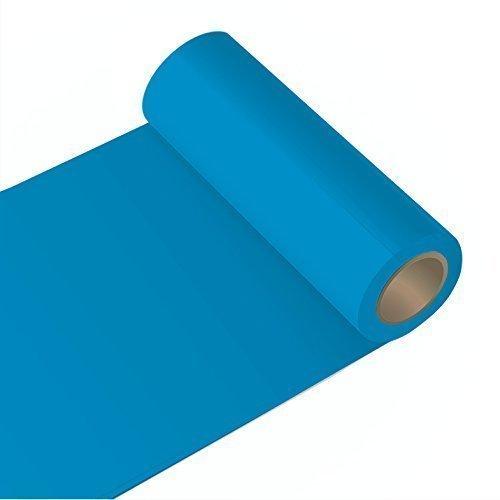 Orafol - Oracal 631 - 63cm Rolle - 5m (Laufmeter) - Hellblau / matt,, 070 - sw - 63cm - 631_1 - 5m_23 - Autofolie / Möbelfolie / Küchenfolie