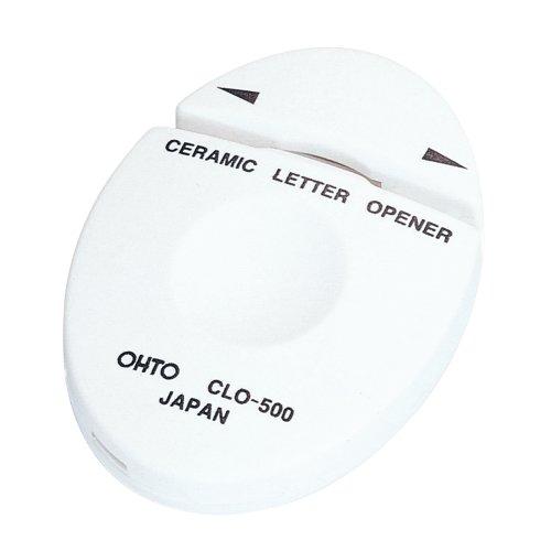 OHTO(オート)『セラミックレターオープナー(CLO-500)』