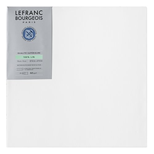 Lefranc Bourgeois 111244chasis Lin calidad superior 70x 70cm