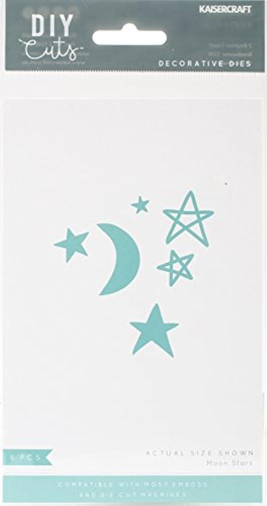 Kaisercraft Moon Stars Decorative Die 0.25