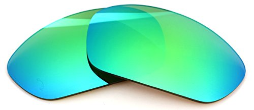 IKON Polarized Replacement Lenses Compatible with Costa Del Mar Jose - Emerald Green