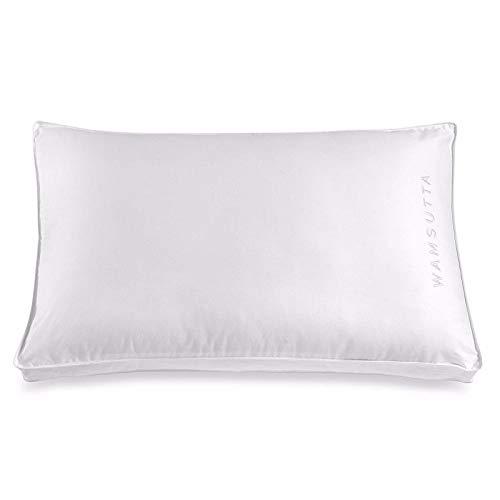Wamsutta Medium Support King Stomach Sleeper Pillow