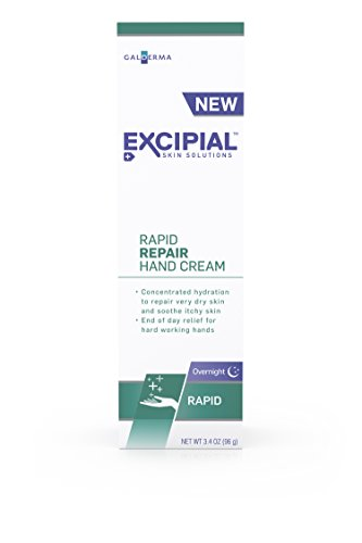 Excipial Rapid Repair Hand Cream, 3.4 Ounce