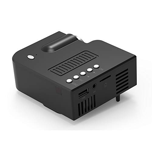 Multi-Color unic Home Mini Cinema Projector 1080p Support led LCD Portable Projector
