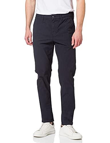 BOSS Schino-Taber Pantalón de Vestir, Dark Blue404, 3434 para Hombre