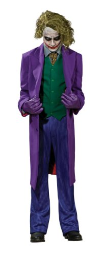Joker Deluxe Kostüm - The Dark Knight - Medium
