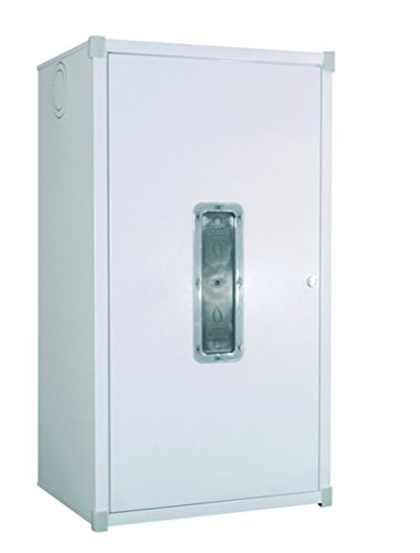 Anzapack 814805H Armario, Blanco, 100 X 55 X 44 Cm