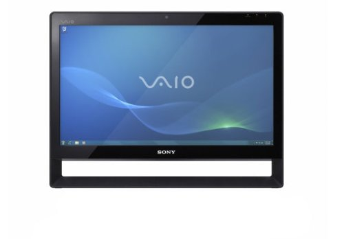 Sony VAIO VPCJ21S1E - All-in-One PCs (Schwarz, PC, DVD Super Multi, i3-2310M, Intel Core i3-2xxx, L3)